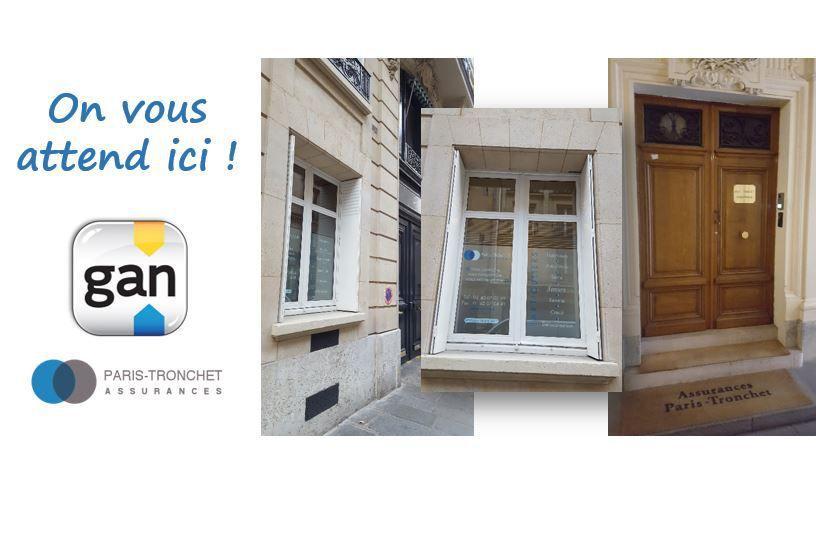 Gan Paris Tronchet Assurances